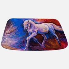 Horse Painting Bathmat
