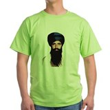 Bhindranwale Green T-Shirt