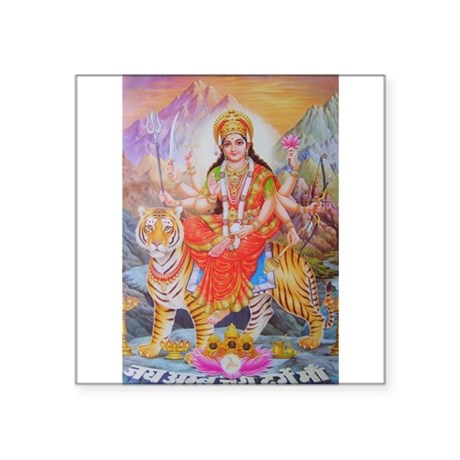 durga Sticker