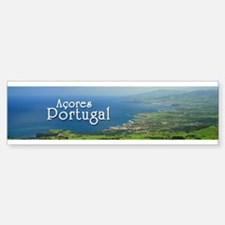 Azores - Portugal Bumper Bumper Bumper Sticker