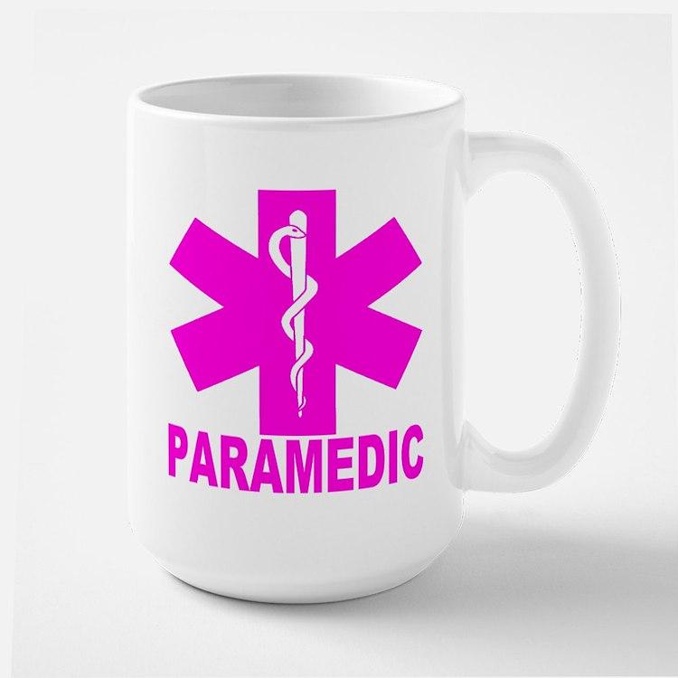 Hot Pink Paramedic MugMugs