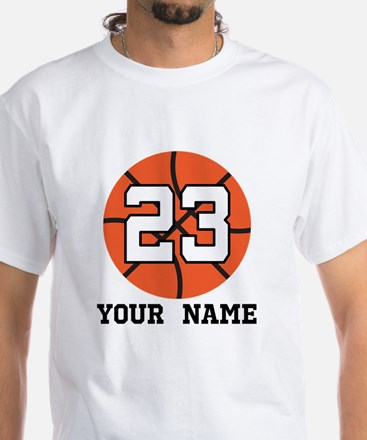 Basketball Player 23 Customized T-Shirt