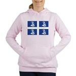 Martinique.jpg Women's Hooded Sweatshirt