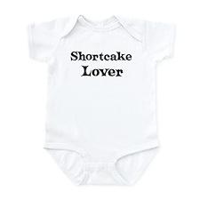 Shortcake lover Infant Bodysuit