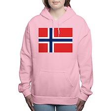 Norway.jpg Women's Hooded Sweatshirt