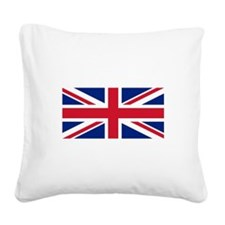 United Kingdom.jpg Square Canvas Pillow