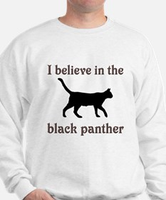 Mystery Black Panther Sweatshirt