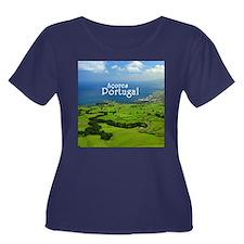Azores - Portugal Plus Size T-Shirt