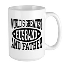 wghusbandfather Mugs