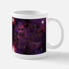 Da Vinci in Stars Mugs