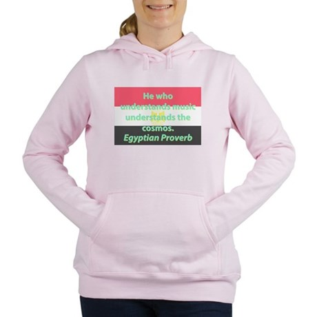He Who Understands Music Sweatshirt
