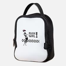 Ska RUDE GIRL Neoprene Lunch Bag