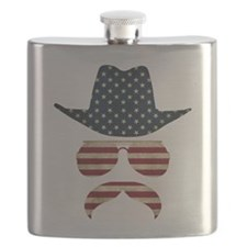 Patriostache Flask