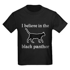 Mystery Black Panther T