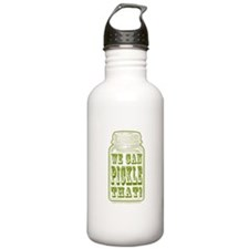 We Can Pickle That! Water Bottle