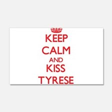 Keep Calm and Kiss Tyrese Wall Decal