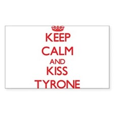 Keep Calm and Kiss Tyrone Decal