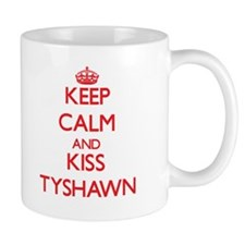 Keep Calm and Kiss Tyshawn Mugs