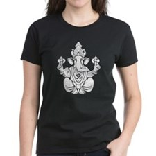White Ganesh T-Shirt