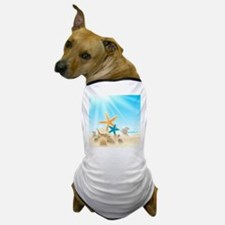 Summer Beach Dog T-Shirt