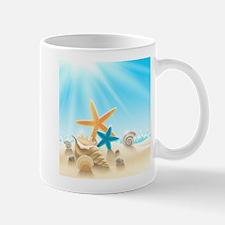 Summer Beach Mugs
