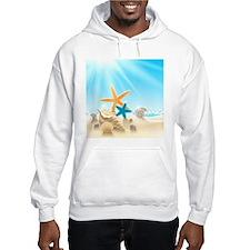 Summer Beach Hoodie