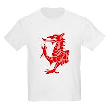 Welsh Red Dragon T-Shirt