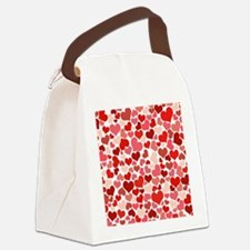 Heart 041 Canvas Lunch Bag