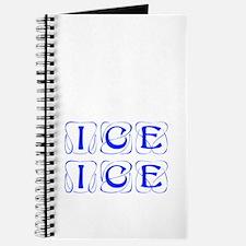 Ice ice baby Journal