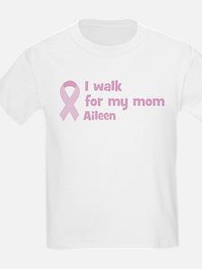 Walk for Aileen T-Shirt