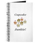 Cupcake Junkie Journal