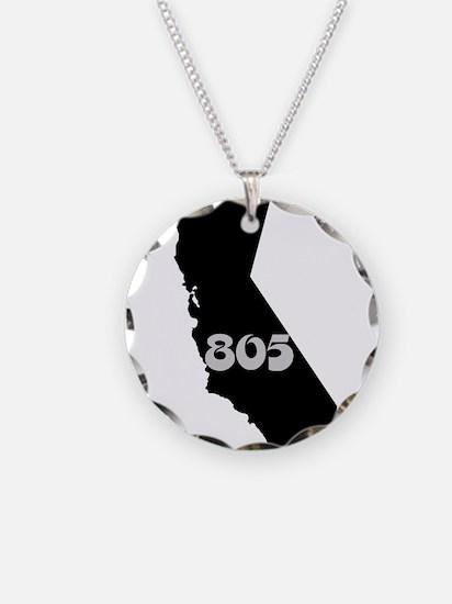 CALIFORNIA 805 [3 black/gray] Necklace