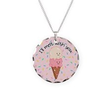 Ice Cream Lovers Necklace