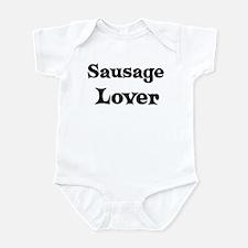 Sausage lover Infant Bodysuit