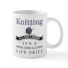 Knitting: It's Not A Hobby Mugs