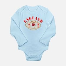 England style rugby ball Body Suit