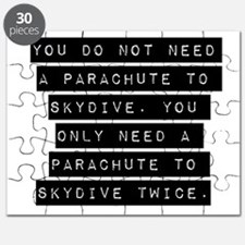 You Do Not Need A Parachute Puzzle