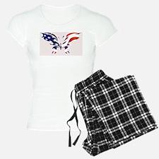 USA Patriot Butterfly Pajamas