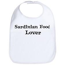 Sardinian Food lover Bib