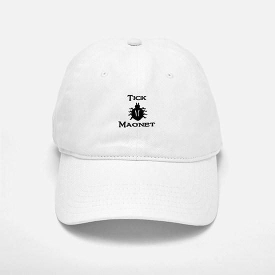 Tick Magnet Baseball Baseball Cap