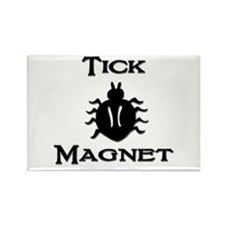 Tick Magnet Rectangle Magnet