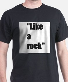 like a rock T-Shirt