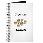 Cupcake Addict Journal