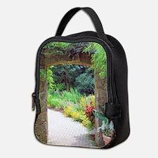 Stone Door Path Neoprene Lunch Bag