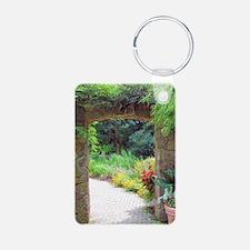 Stone Door Path Keychains