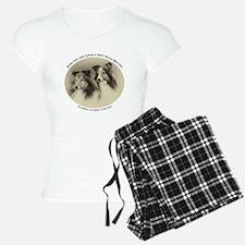 Vintage Shelties pajamas