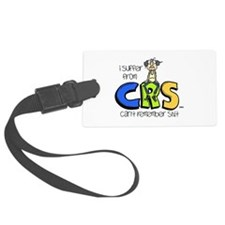 Male CRS Luggage Tag