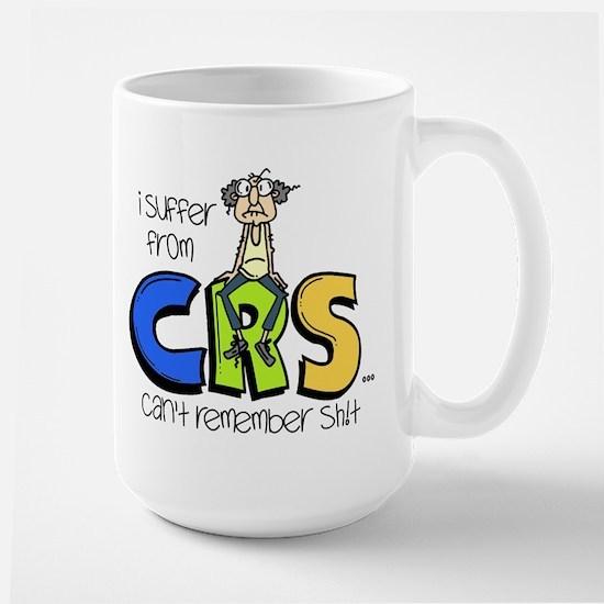 Male CRS Large Mug