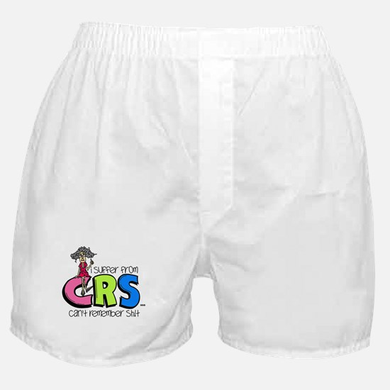 Female CRS Boxer Shorts
