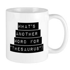 Whats Another Word For Thesaurus Mugs